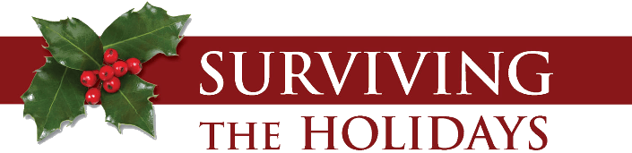 surviving divorce during the holidays